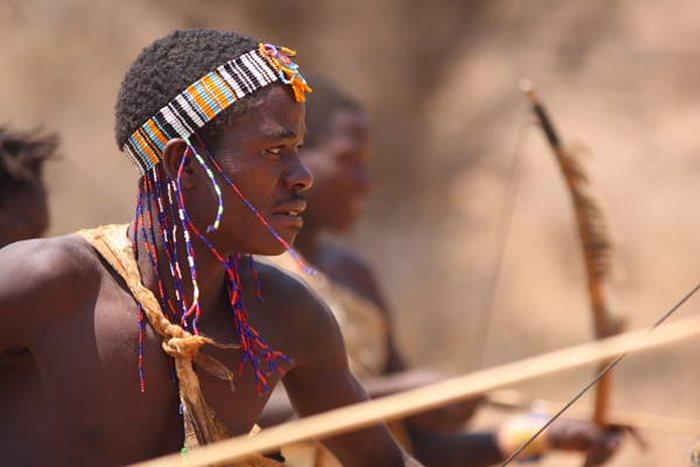 Bosquimanos- Datoga en Tanzania