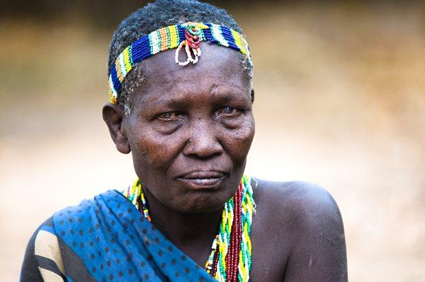 Datoga en Tanzania