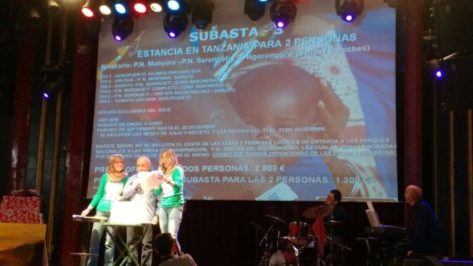 Gala solidaria Taranna