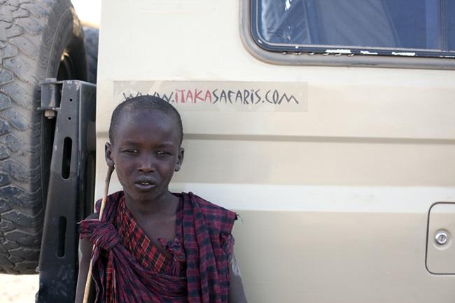 Safaris en Tanzania_Masai