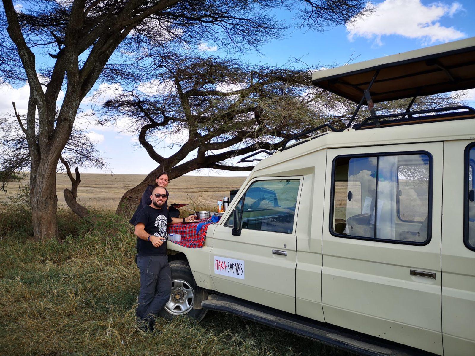 Safaris en tanzania-viajeros en tanzania