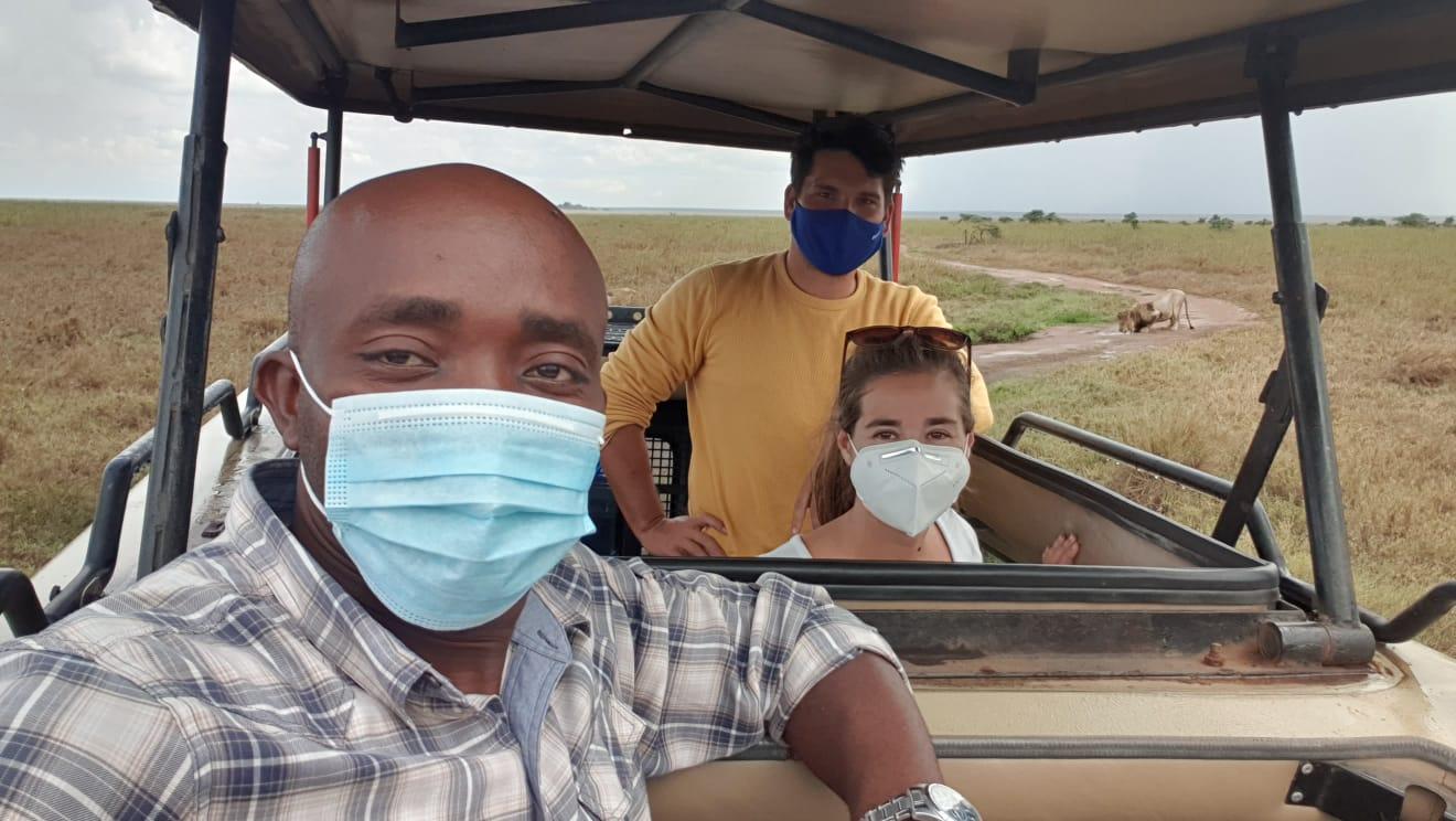 afaris en tanzania-viajeros en tanzania