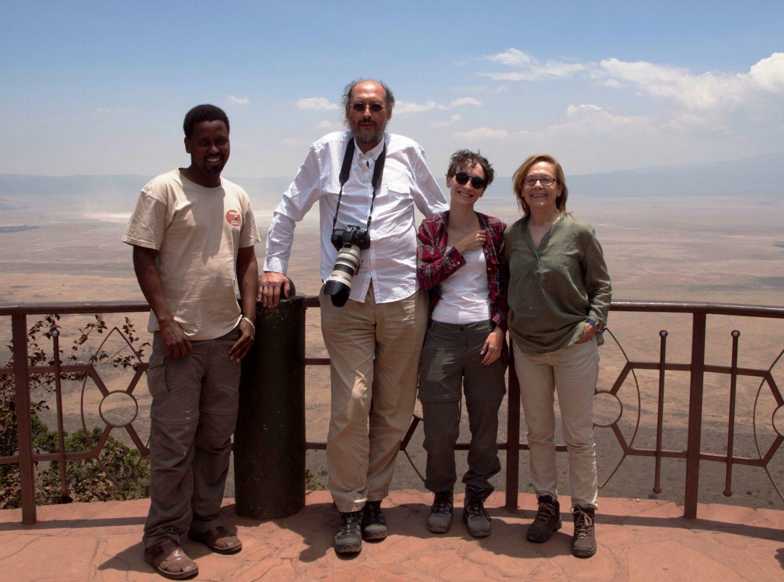 Safaris en tanzania-viajeros