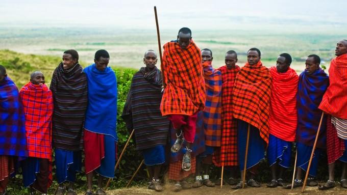 Safari en Tanzania para Novios